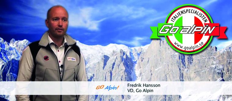 Go Alpins presentationsfilm